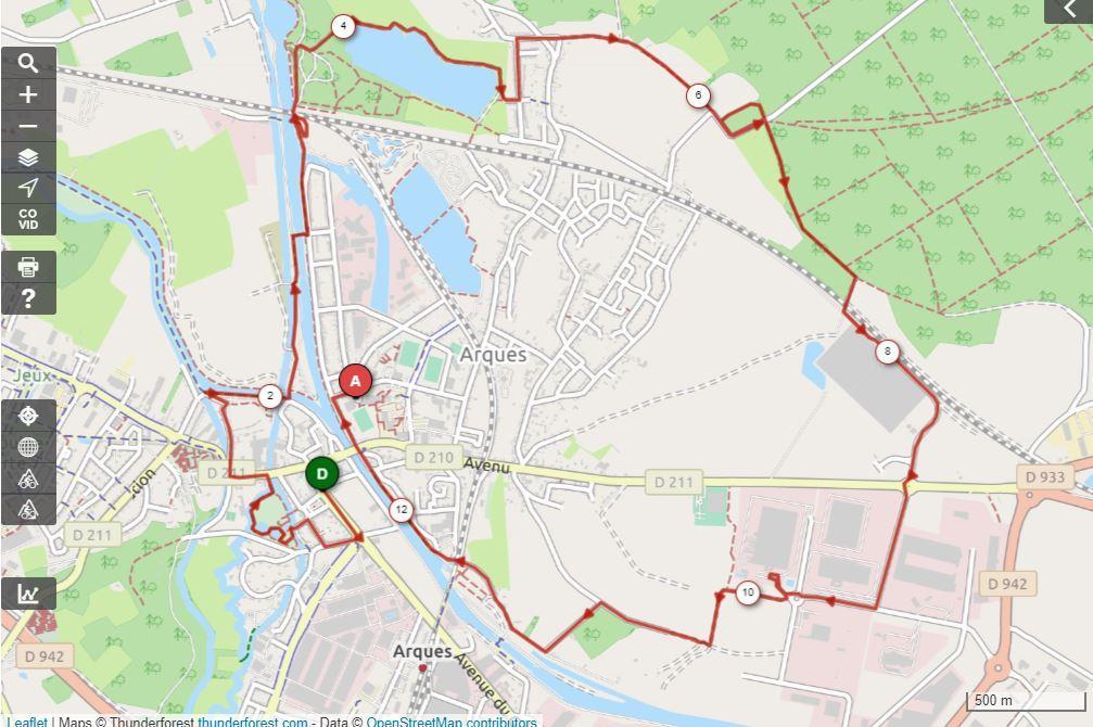 Sh 2021 image parcours 12 km